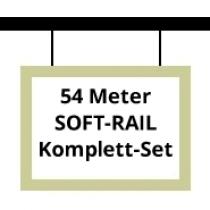 Soft-Rail Komplettset, 54 Meter