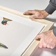 Roggenkamp Galerie-Rahmen  aus Holz 33mm