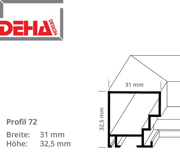 DEHA Profil 72