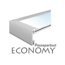 Economy mit Mehrfach-Passepartout