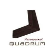 Nielsen Quadrum mit Passepartout