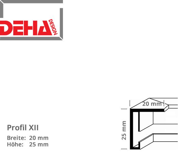 DEHA Profil XII