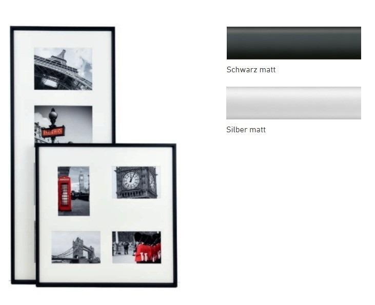 Nielsen Gallery Junior mit Passepartout