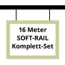 Soft-Rail® Komplettset, 16 Meter