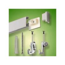 Bilderschienensystem SoftRail frei konfigurierbar