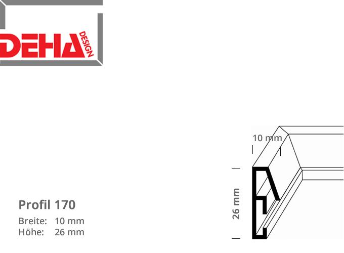 DEHA Profil 170