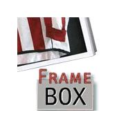 Nielsen FrameBox zur Wandmontage