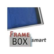 Nielsen FrameBox smart mit Polystyrolglas, 60 x 80 cm