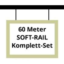 Soft-Rail Komplettset, 60 Meter