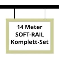 Soft-Rail® Komplettset, 14 Meter