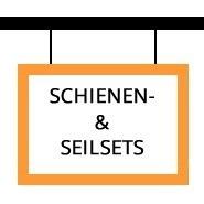 Soft-Rail® Bilderschienen- und Seilsets