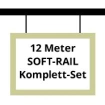 Soft-Rail Komplettset, 12 Meter