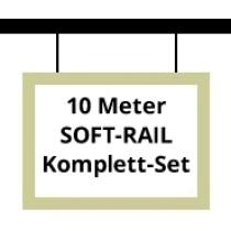 Soft-Rail Komplettset, 10 Meter