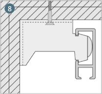 Decken-Clip