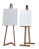 Galerie- & Präsentationsstaffeleien